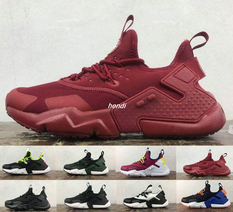 545e51e5dc3e New 2018 Air Huarache Drift Ultra Breathe Hurache 6 6s Running Shoes For  Mens Women Huraches Sports Training Sneakers Brand Run Shoe Shoe Sale  Running .