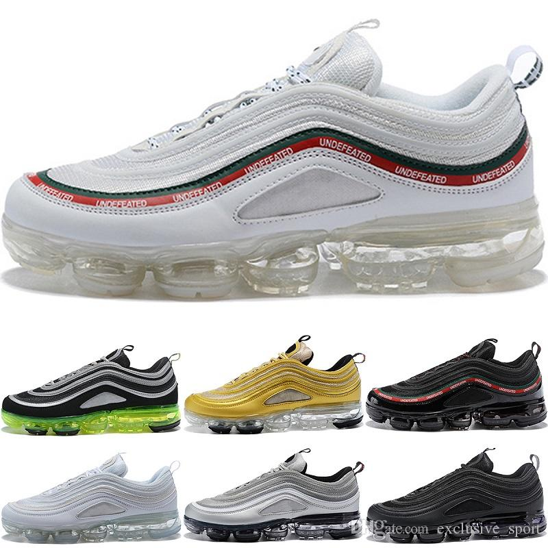 2018 Designer 97 Vapormax Running Shoes Mens Women Trainers Sneaker Japan Silver Gold Bullet Triple White Black Sports Sneakers Size 36-45 outlet discount cheap low price fee shipping largest supplier buy cheap sneakernews discount wiki YT9EXD2id