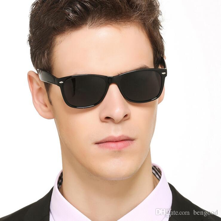 f7cc67f0edf Designer Wear Classic Polarized Sunglasses Men Women Driving Square Metal Frame  Sun Glasses Male Goggle UV400 Eyewear Baby Sunglasses Designer Eyeglasses  ...