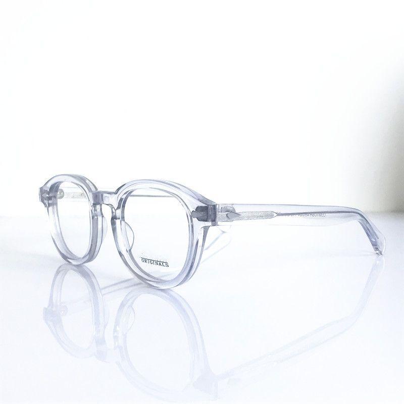 8b3c6ae388 3 Sizes Large Medium Small Vintage Oval Eyeglass Frames Full Rim Johnny  Depp Men Women Unisex Myopia Glasses Rx Able Top Quality Trendy Glasses  Frames ...