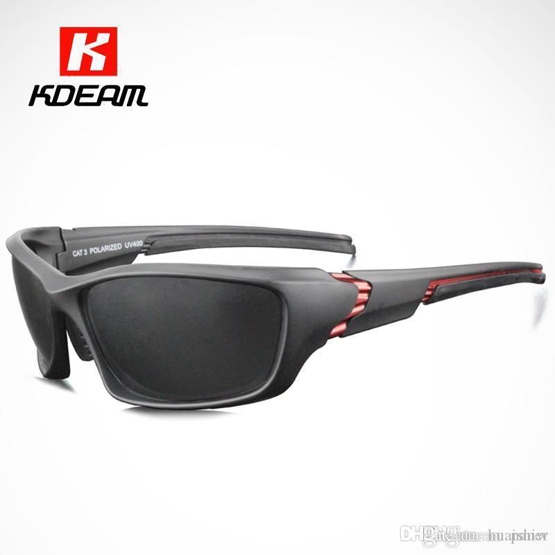 ddd77280649e Kdeam New Polarized Sunglasses Men For Outside All-season Mirror ...