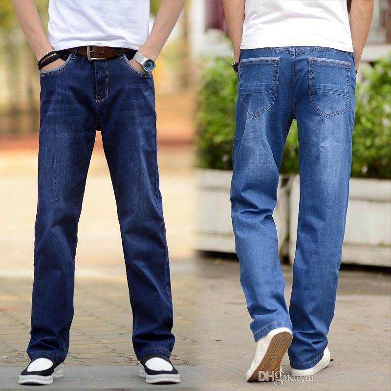 074c65046 2019 Men Jeans Homme Pants Moda Hombre Calca Masculina Denim Overalls  Joggers Pantaloni Uomo Vaquero Slim Fit Hip Hop Jean From Moonlight710, ...
