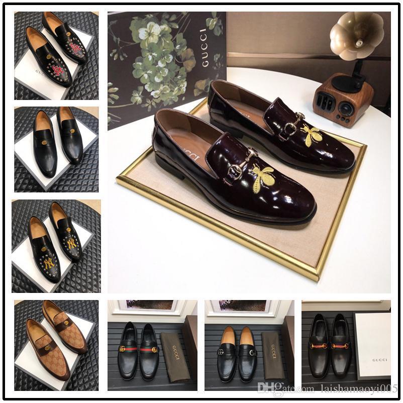 edff2c3c Compre Los Mejores Zapatos Con Brillos Para Hombre Moda De Hombre Pisos  Casuales Zapatos De Vestir De Diseñador Para Hombre Mocasines Con  Lentejuelas ...