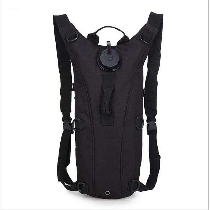 332e0224a619 New 2.5L Running Water bag backpack Outdoor riding backpack small  waterproof hiking sports bag Unisex Sports shoulder water