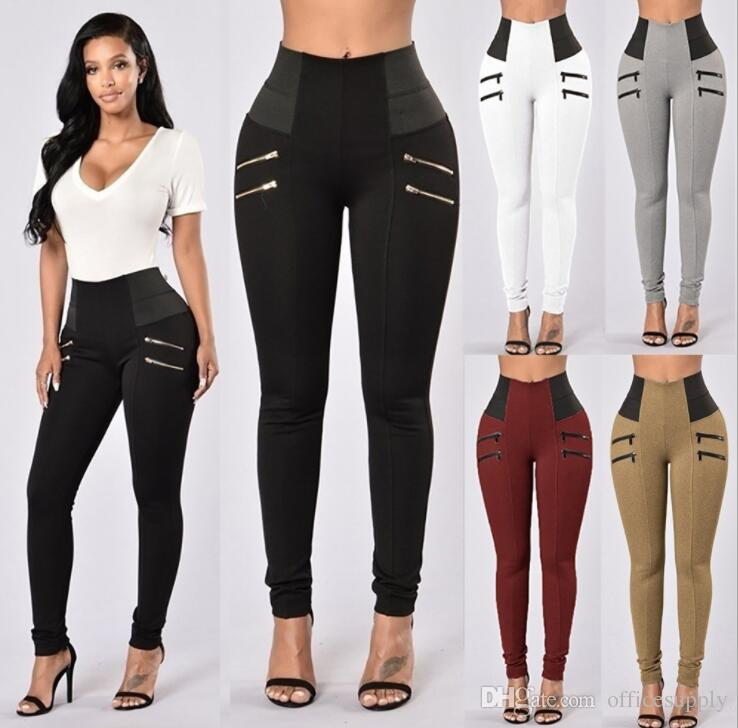 6dd29e86e25 2019 Wholesale New Women Fitness Sports Leggings Gym Clothes Ladies Workout  Set High Quality Sexy Shaping Dry Sportswear Yoga Pants From Officesupply,  ...
