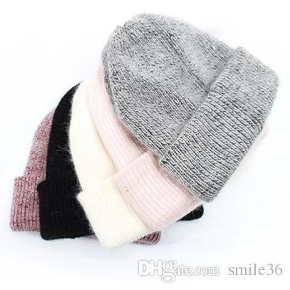 Popular logo sweet and warm autumn and winter ear protection warm sun wear lovely woollen hat