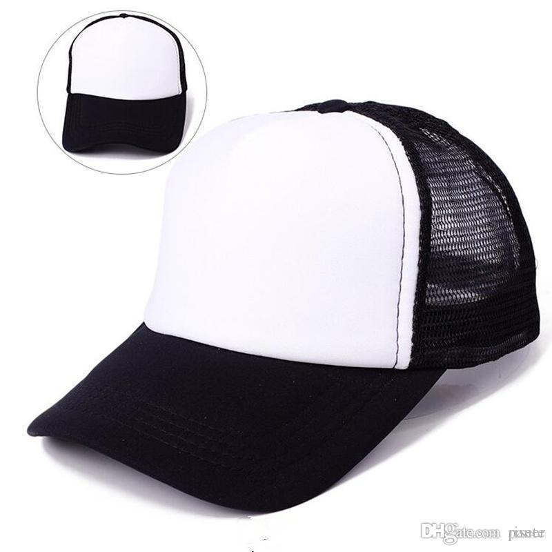 1a725c56c10ffb Dad Hat Baseball Cap Snapback Girl Hat Net Casquette Bones Men ...