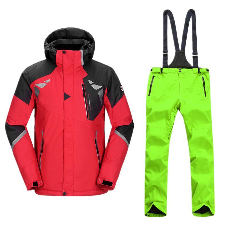 Chaqueta De Pantalones Compre Esquí Nieve Hombre Para SqdqxzRwB