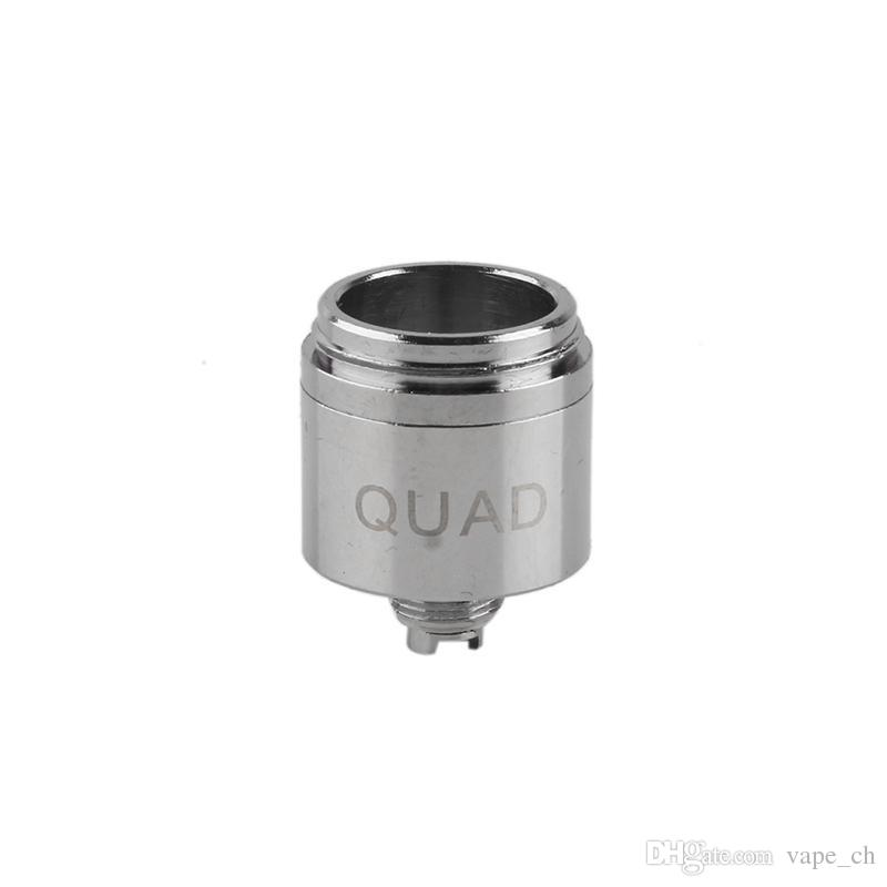Original Yocan Evolve Plus XL Ersatz-Quad-Quatz-Stabspulen für den Yocan Evolve Plus XL Dry Herb Vape Pen
