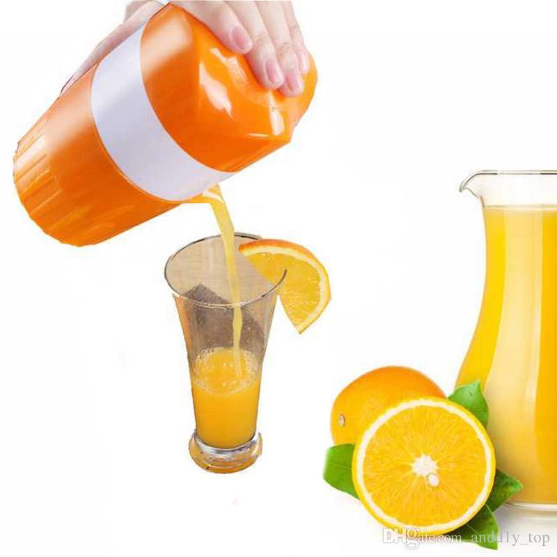 Spremiagrumi arancio manuale della mano Materiale di paglia naturale succo di limone premere squeezer frutta spremiagrumi spremiagrumi frutta alesatori