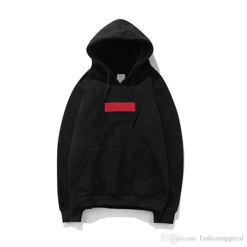 6eb1b7fd37ccfa High Quality Mens Designer Hoodies Winter Warm Classic Embroidery Hip Hop Hoodie  Solid Color Fashion Pullover Sweatshirt Designer Hoodies Hoodie Sweatshirt  ...
