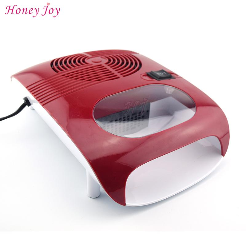 2018 Hot & Cold Air Nail Dryer Blower Manicure For Drying Nail ...