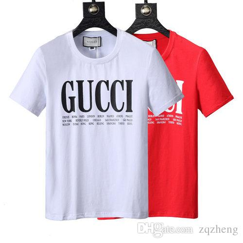 a44a3f74c7a Aa G   G T Shirts Mens Designer Tops Fashion Casual Brand T Shirts ...