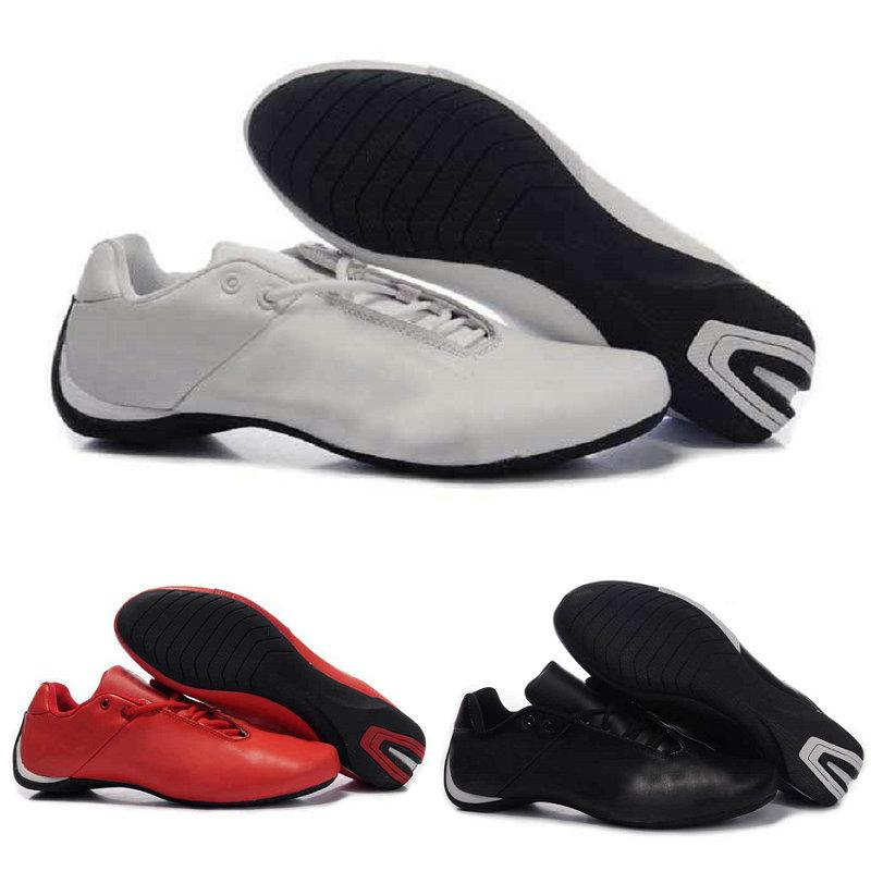 77da7a4c2e 2019 Cheap top quality 2018 classic leather fashion high-end luxury brand  racing shoes high pumaFerrari quality comfortable casual leather