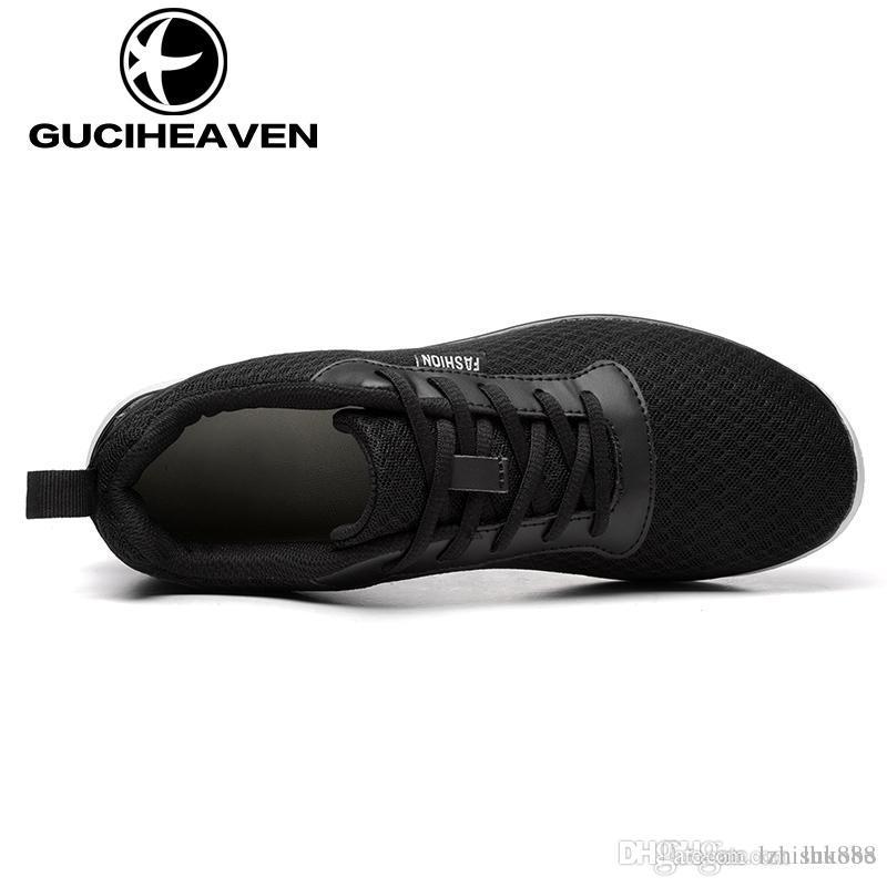 Zapatos Más Tamaño Compre 2018 Moda De Deportivos Zapatillas Hombres T8Aq85