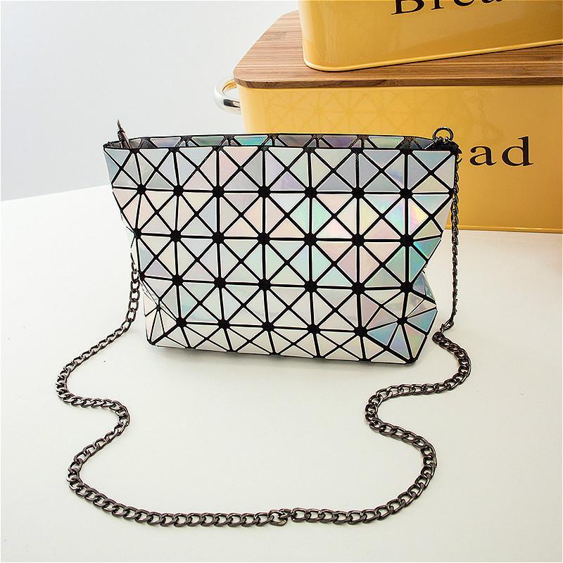 Starry Sky New BaoBao Bag Women Chain Lightnig Luminous Geometry Women  Shoulder Bags Plain Folding Messenger Bag Bolso Baobao Satchels Leather  Purses From ... a560b17886959