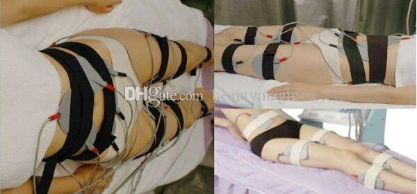 Professioinal EMS Electric Muscle Stimulator Electroterapia Elétrica Músculo Estimulação Máquina Equipamento Eletrostimulação