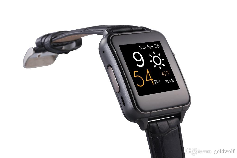 Hot X7 smart watch with SIM card camera pedometer sleep monitor bluetooth calls micro SD FM radio for Android phones