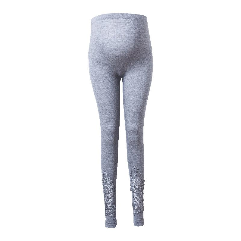 cbe47583cb1 2017 Winter Pregnant Women Pants Maternity Trousers Leggings Lace  Princesses Romance Thinness Go out Mommy Pants Maternity Maternity Pants  Leggings Leggings ...