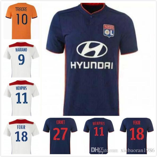 Camiseta Olympique Lyonnais MARCELO