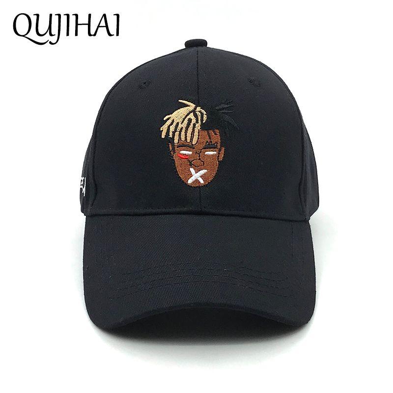 Hip Hip Caps Unisex XXXTentacion Dreadlocks Baseball Cap Men Cotton  Snapback Dad Hat Women Fortnite Casquette Gorras Bone Hat Store Ny Cap From  Value111 9ab3d201fd78