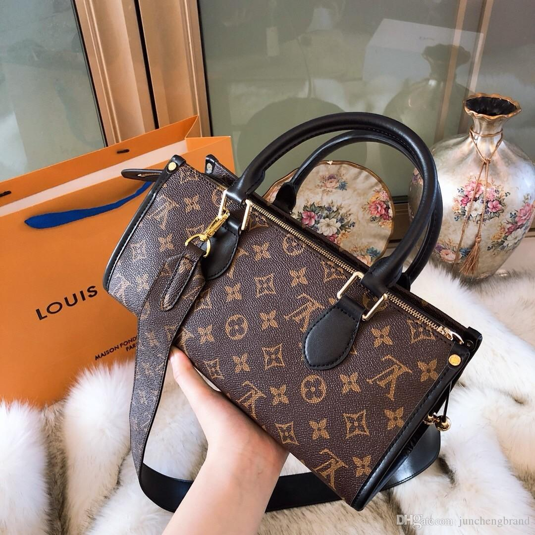 a743653676e6 2019 Original Luxury Famous Brand Designer Good 5A Quality Pillow Handbags  Handbag 2019 New Boston Bags Bag Shoulder Purses 29 17cm 11131705 From ...
