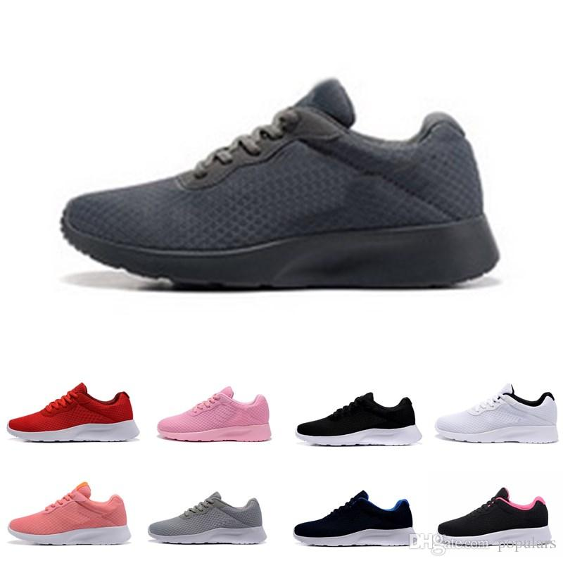 2019 2018 Hot Sale Real Quality Classical Run Running Shoes Men Women Black  Low Boots London Olympic Sports Sneakers Trainers Size 36 45 From Populars 5bbab08dc
