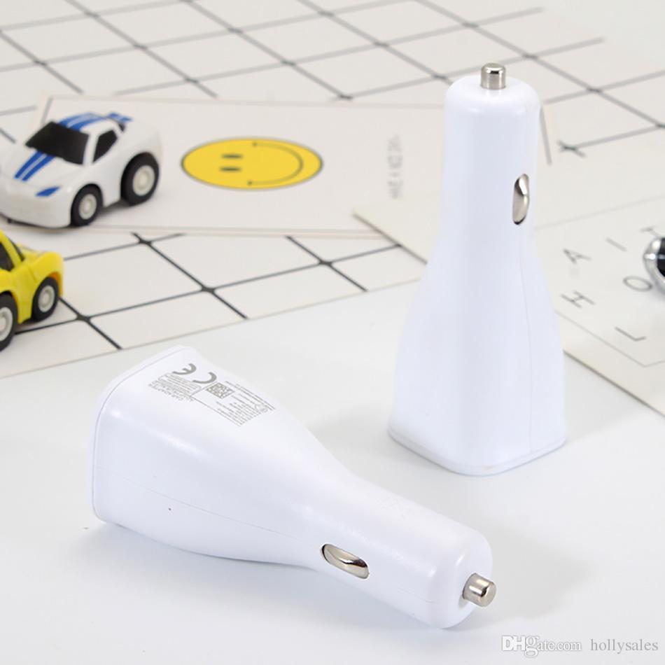 자동차 충전기는 5V2A 9V1.67A 단일 USB 듀얼 USB 버전 1.2m 4ft 유형 C 케이블 또는 1.5m 5ft 마이크로 USB 데이터 케이블