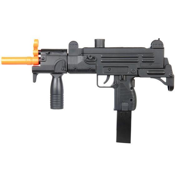 MAC 10 MINI UZI SPRING AIRSOFT PISTOL SUB MACHINE GUN w/ BB SMG