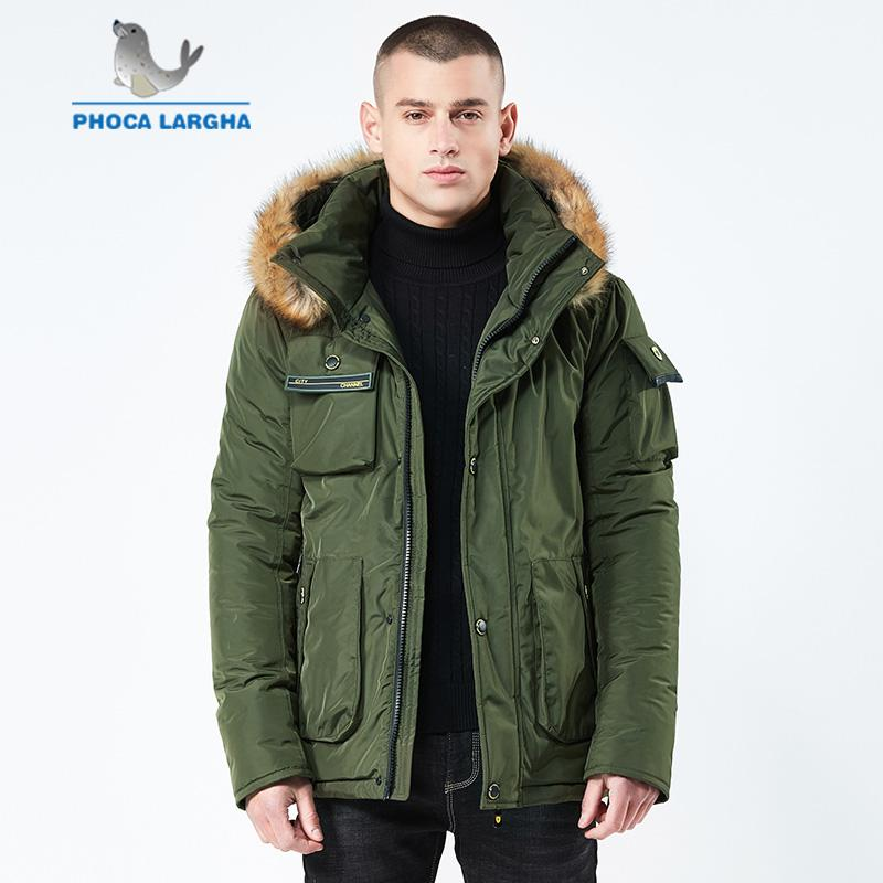 48cbe6bdbd 2019 2018 New Winter Men Parka Jacket Long Coat Male Thick Cotton Padded  Jackets High Quality Parkas Coat Male Fashion Casual Coats From Linglon, ...