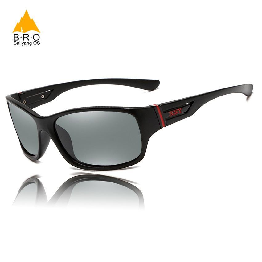 a4d84a14a0920 Compre 2018 Óculos De Ciclismo Polarizada Uv400 Homens Mulheres Ciclismo  Óculos De Sol Condução Eyewear Hd Bicicleta De Bicicleta Tour De France  Oculos ...