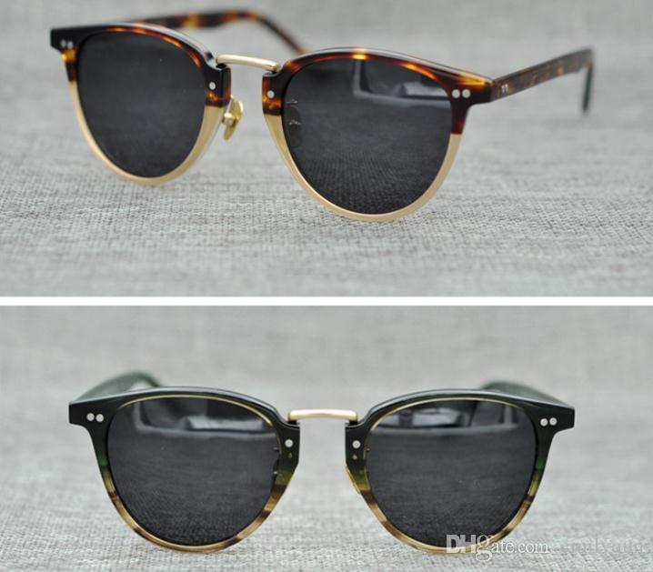 a6d1a6e5357 Brand Ploarized Sunglasses Oliver Peoples Sunglasses Glasses for Men Women  Sun Glasses Plank Vintage Retro Sun Glasses with Original Box Oliver Peoples  ...