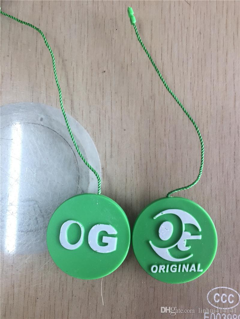 a3f9be03c678 2019 New StockX QR Code Tag Verified X Authentic Tag Plastic Shoe Buckle Stock  X Green Circular Green Tag For OFF Shoes Green White From Linhui414141