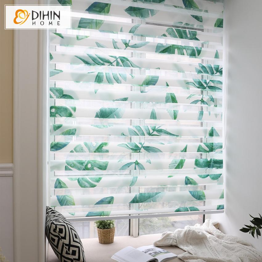 blinds window thick wood