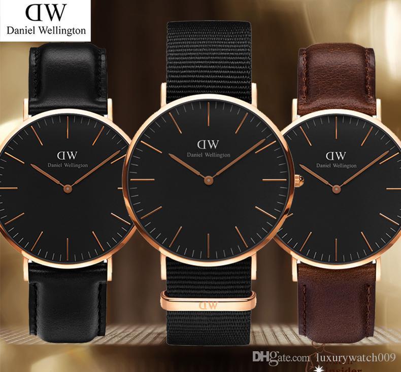 c7916ab54f79 New Fashion Daniel Watches 40mm Men Watches 36mm Women Watches ...