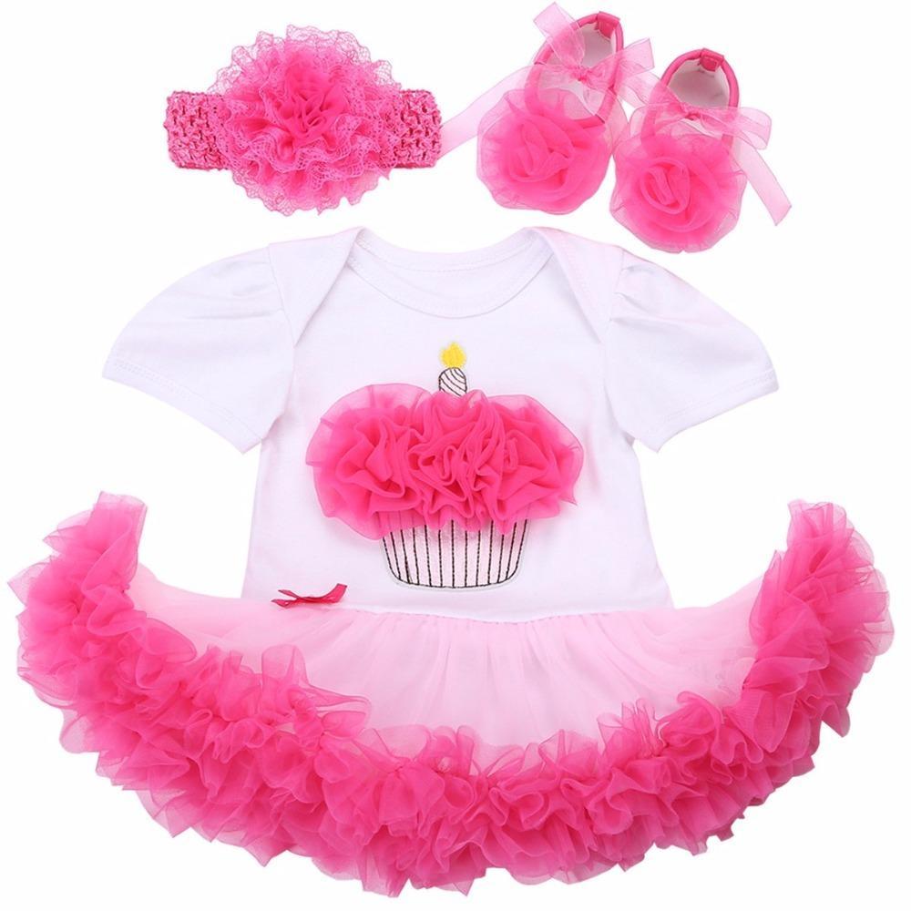 2ca0b94cc Compre Bebê Recém Nascido Roupas China Barato Sapato Headband Set ...