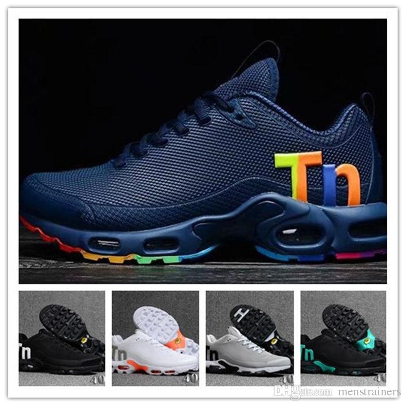 separation shoes 9188a 0de65 Großhandel Neueste Männer Zapatillas Tn Designer Turnschuhe Chaussures  Homme Männer Basketball Schuhe Herren Mercurial Tn Laufschuhe Eur40 46 Von  ...