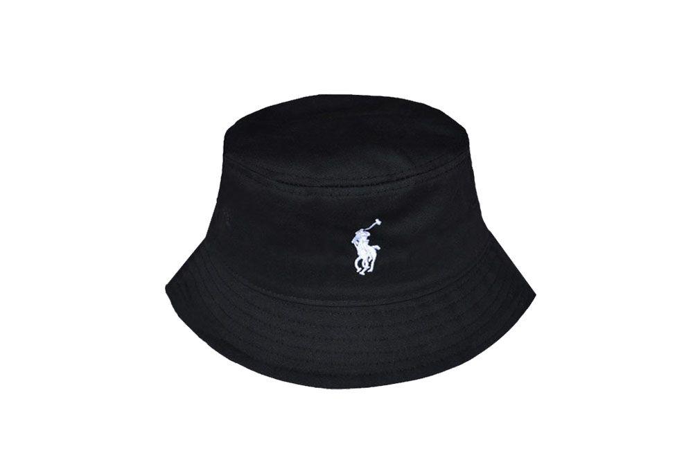 Hot.2018 Fashion Baln Polo Bucket Cap Foldable Fishing Caps Black Fisherman  Hot Beach Sun Visor Sale Folding Man Bowler Cap For Mens Womens Sun Hat  Straw ... 5bbfe93a351