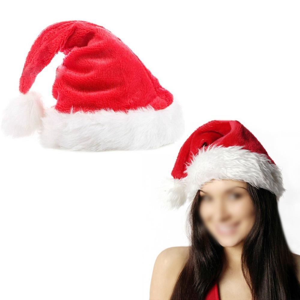 Compre Sombrero De Navidad Para Mujer 2018 Sombrero De Invierno ...