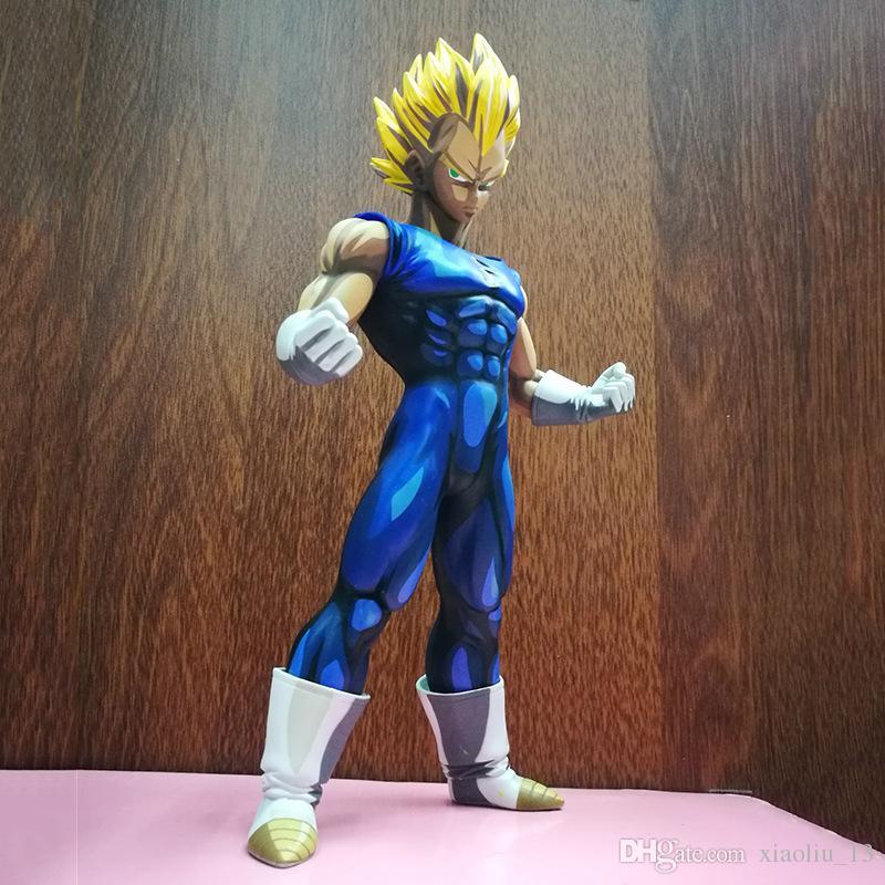 Dragon Ball Super Z Vegeta Super Sayan 4 sulle rocce Action Figure PVC 16CM