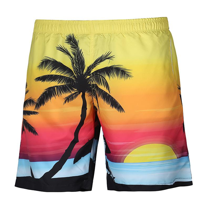 acf190cb70 Swimwear Men Swimsuit Men'S Swimming Trunks Creative Pineapple Print Beach  Pants Shorts Large Size Pants Male Beachwear