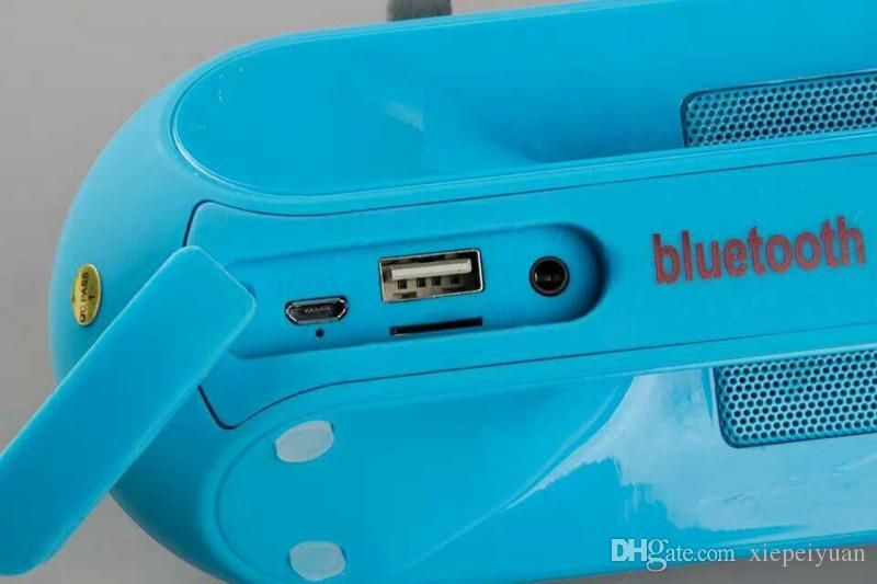 Pill XL Bluetooth Mini-Lautsprecher Protable Drahtlose Stereo-Musik Soundbox Audio Super Bass TF-Slot Freisprecheinrichtung MP3-Player Mit b f LOGO E-YX