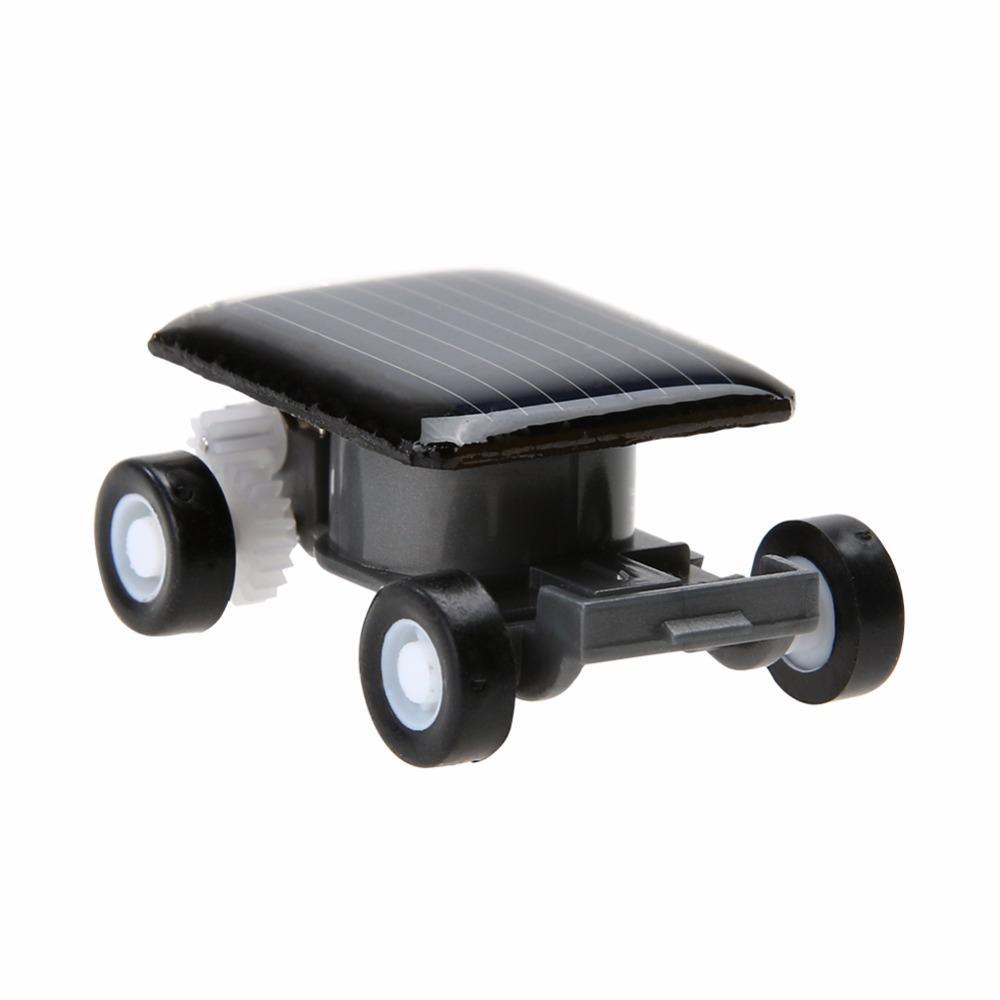 Satın Al Mini Küçük Güneş Enerjili Robet Yarış Araba Hareketli