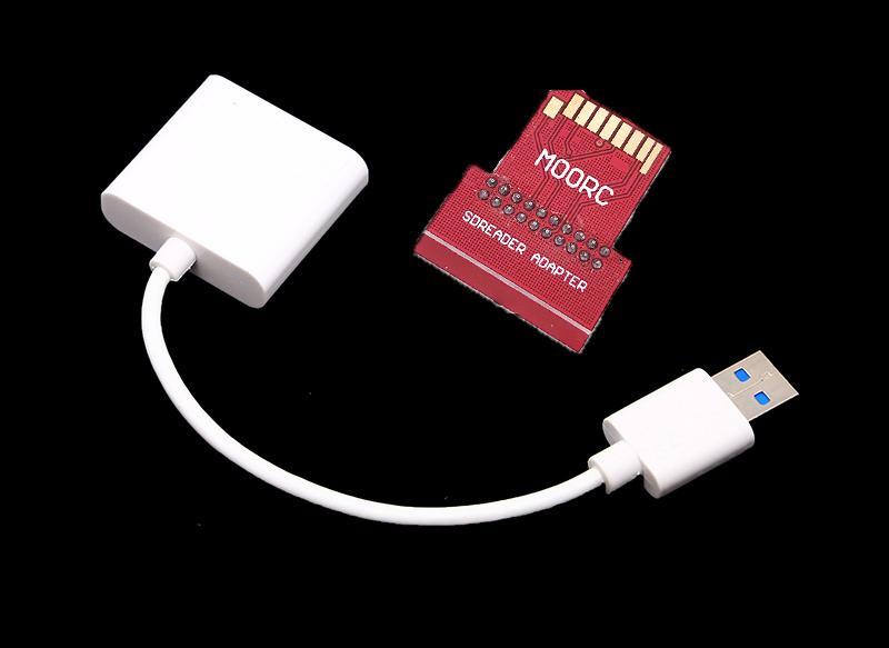 Alborado MOORC E-MATE PRO USB 3 0 SD reader and E-MATE PRO BOX EMMC work
