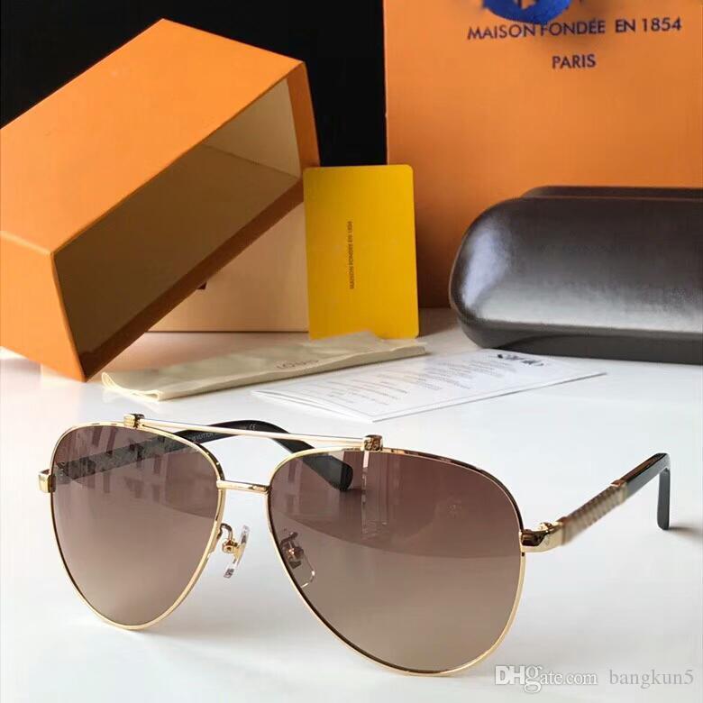 748af773710 New Men Designer Pilot Sunglasses Oversized Men Style Outdoors ...