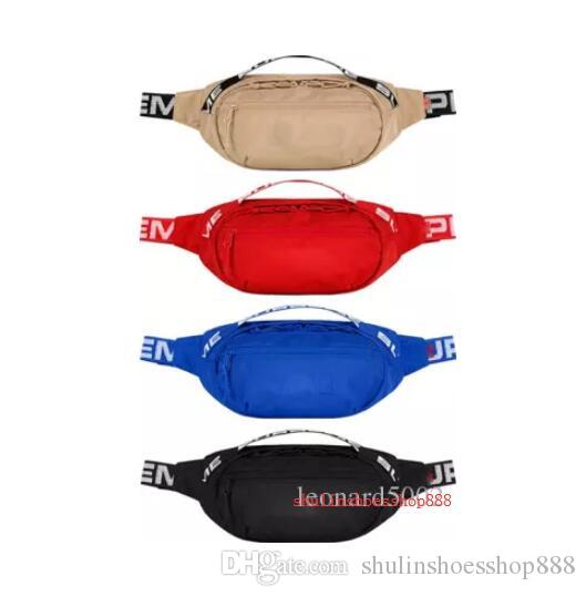 e9fbf272c55b 18SS Waist Bag 3M 44th Sup Unisex Fanny Pack Fashion Waist Men ...