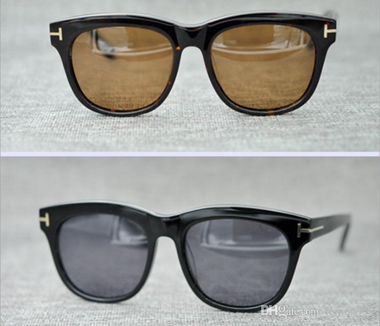 Compre Homens Clássicos Mulheres Óculos De Sol De Verão Óculos De Sol Da  Marca De Moda Retro Óculos De Sol Grande Quadro Óculos De Sol Preto  Tortoise De ... 92ae389827