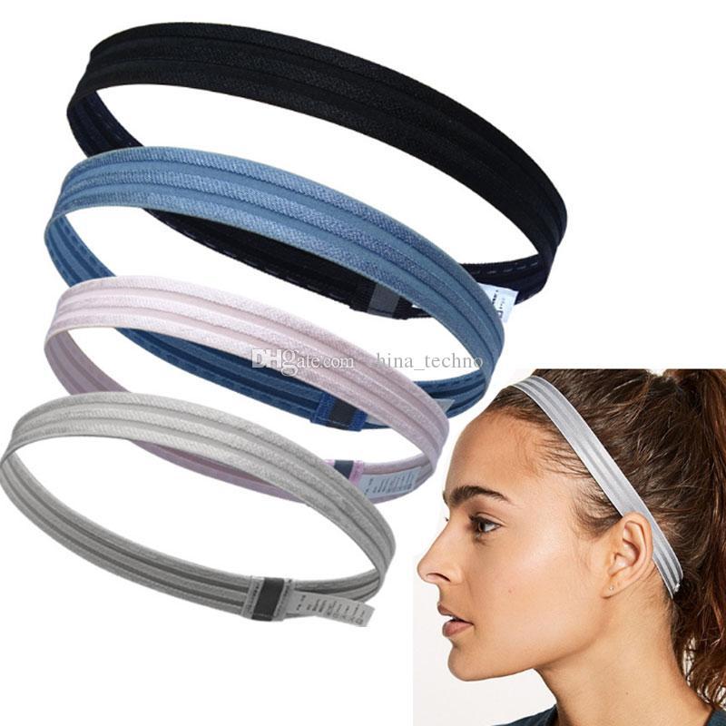 Sports Yoga Gym Headband Outdoor Hair Bands Anti-slip Elastic ... 3adaa1e4951