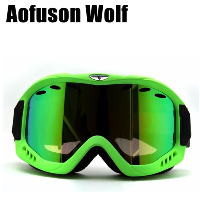 b1c982684d Compre Snowboard Gafas De Esquí Capas Dobles Lente Antivaho Benice Mujeres  Hombres Niños Moto De Nieve UV400 Gafas Esquí Para La Nieve Gafas Esqui A  $45.29 ...