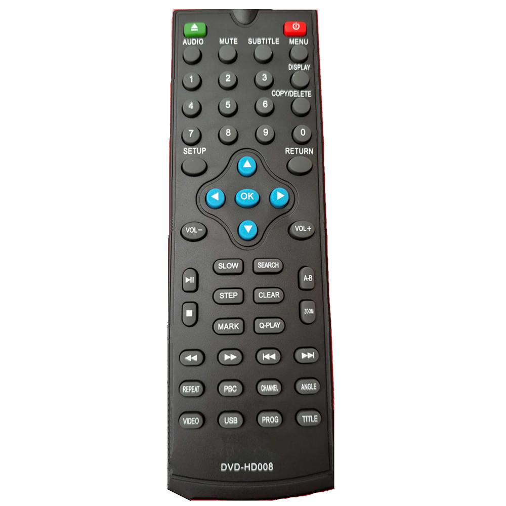 New remote control for LASER DVD player controller DVD-HD008